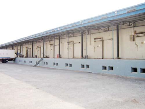钢结构冷库设计